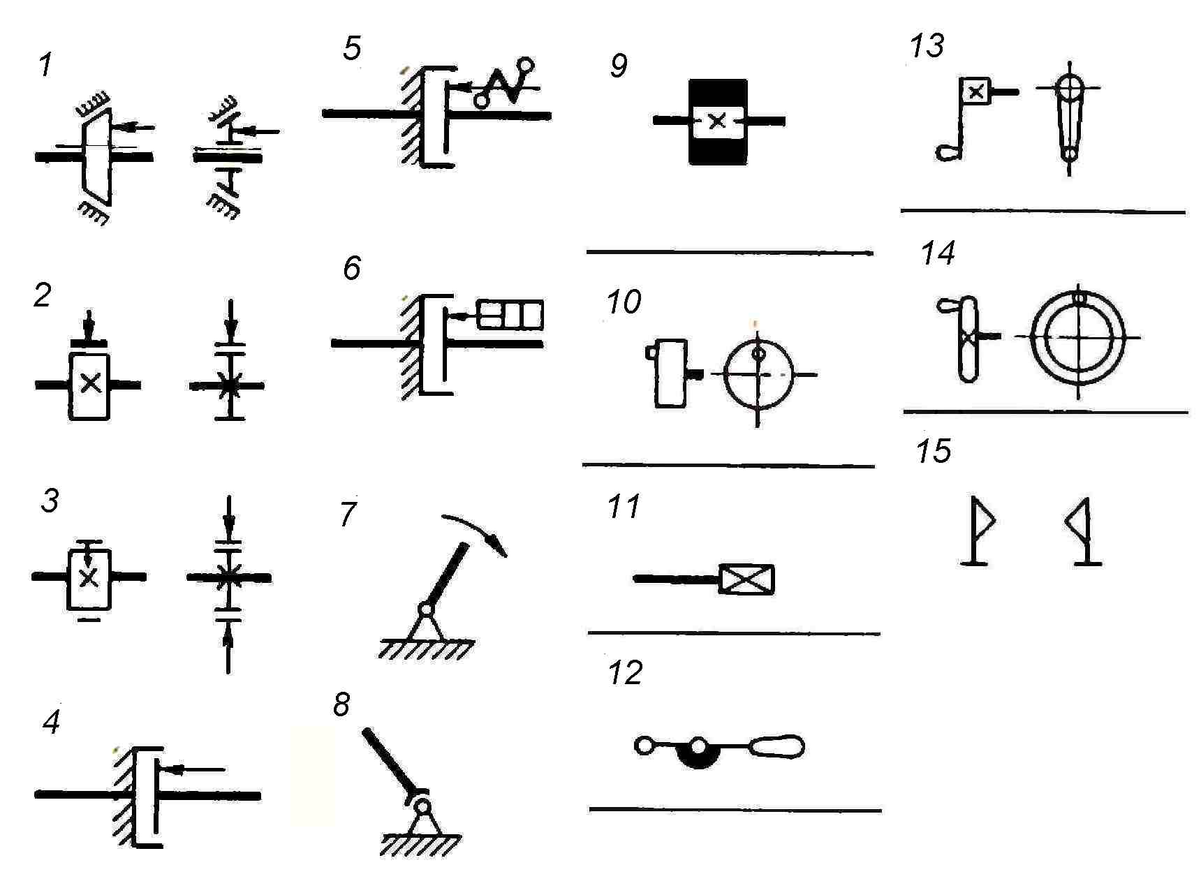 electromagnetic brake diagram